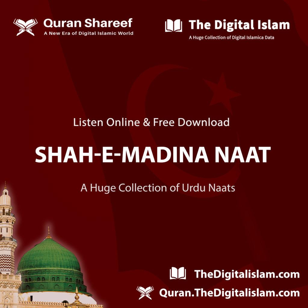 Shah -e madina yasrab ke wali full naat [hd]. Salim raza.